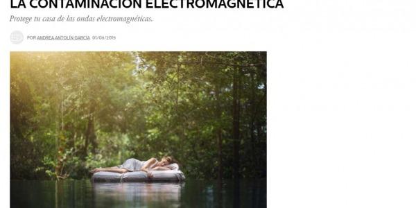 La edición digital de Elle Decor destaca en un artículo las características de Medesconecto.com