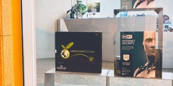 La Asesoria Informática C@C incorpora los cojines mesdesconecto.com a su gama de productos