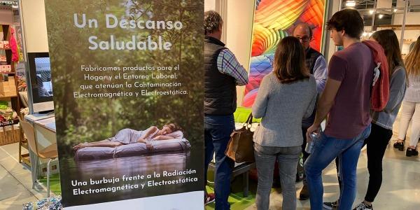 Buena acogida de los productos medesconecto.com en la primera edición de la feria EcoAlicante